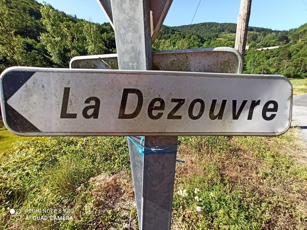 La Dezouvre