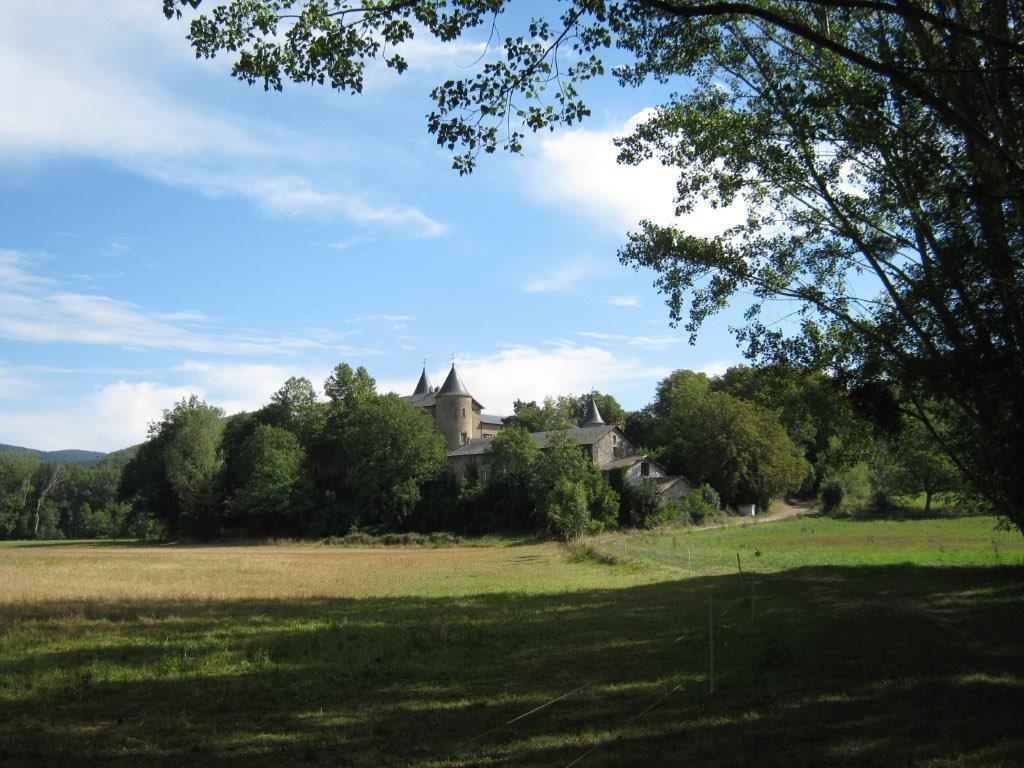 Le château de FAYET