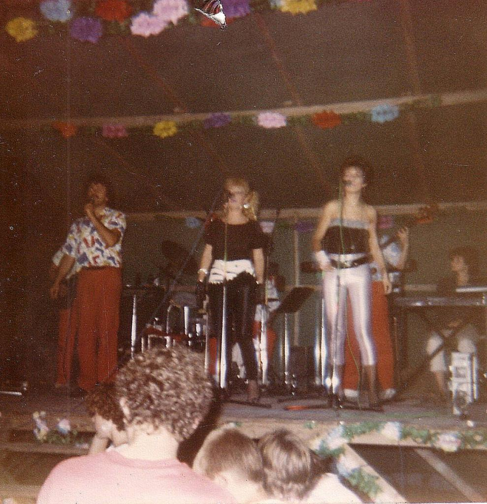 LAROQUE Fête 1983