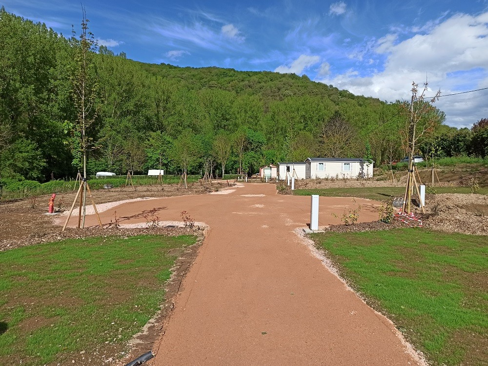 Camping de La Nuejouls à FAYET