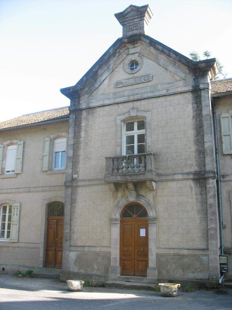 La mairie à FAYET