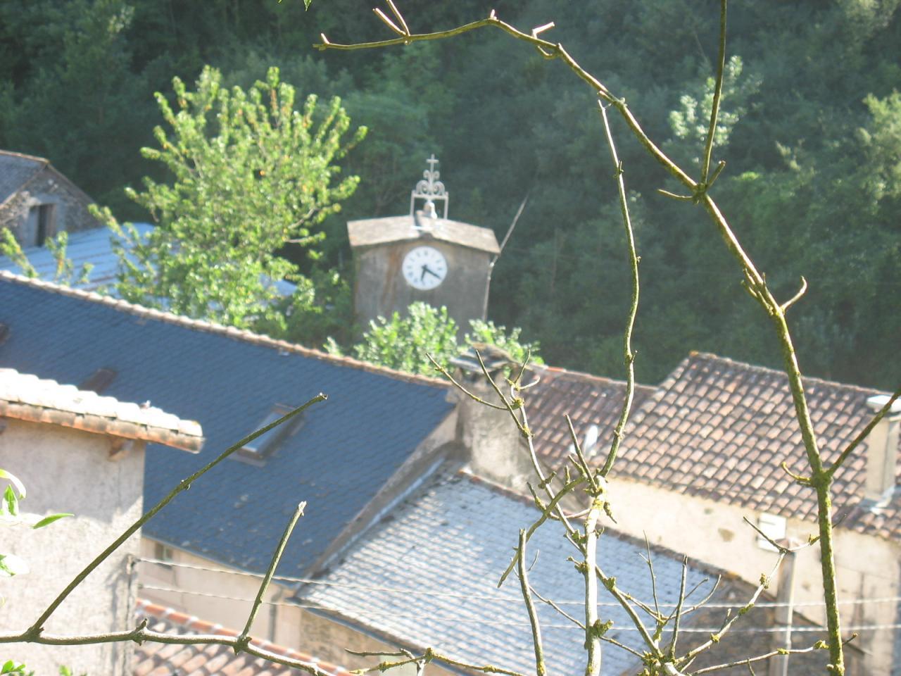 L'horloge de LAGRAVERIE