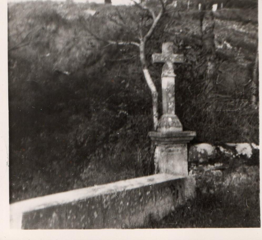 La croix de FAGOUS