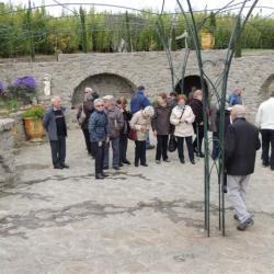 Le club aux jardins de Saint Adrien