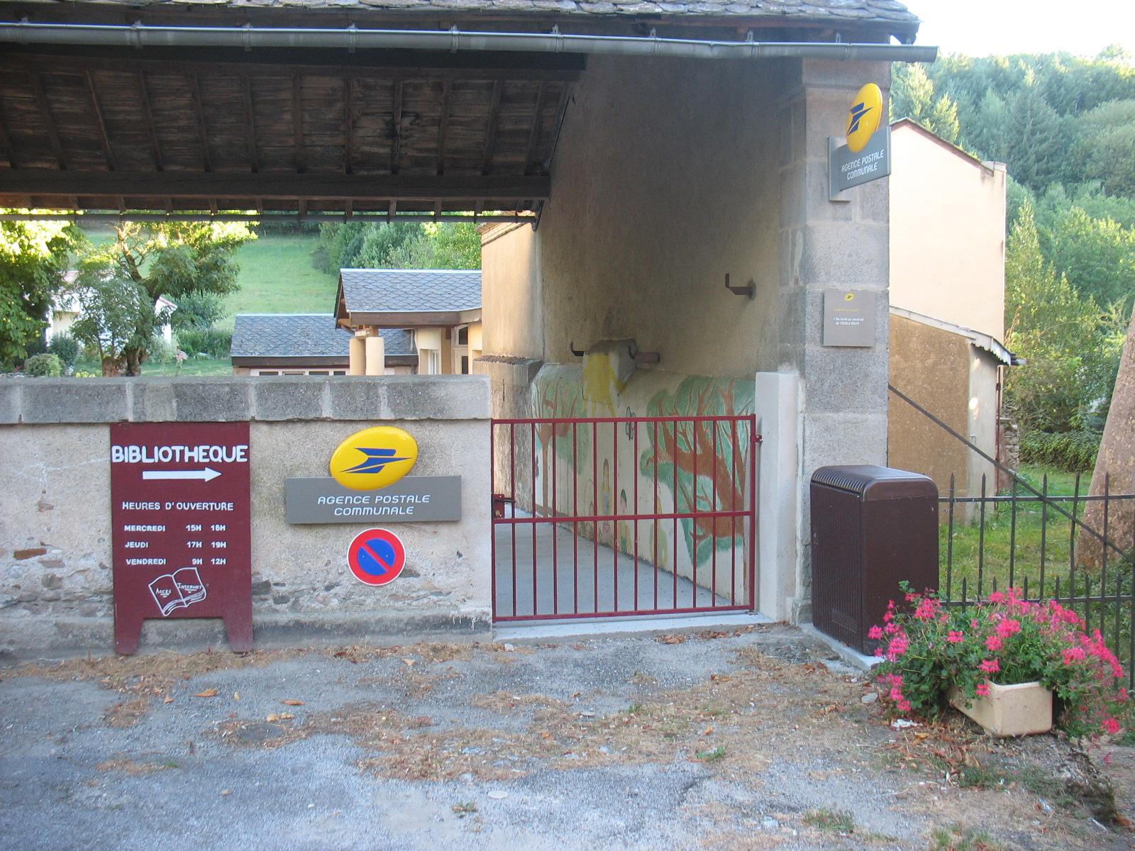 Agence postale communale de FAYET