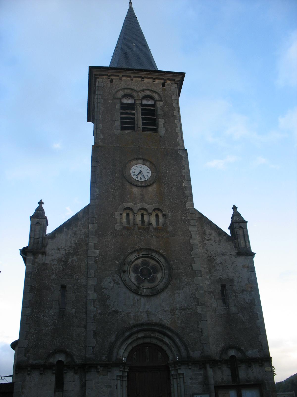 Eglise de FAYET