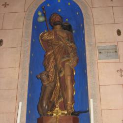 Saint ROCH patron du village de LAROQUE