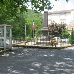 Le monument aux morts LAROQUE