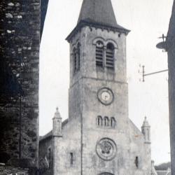 L'église de FAYET