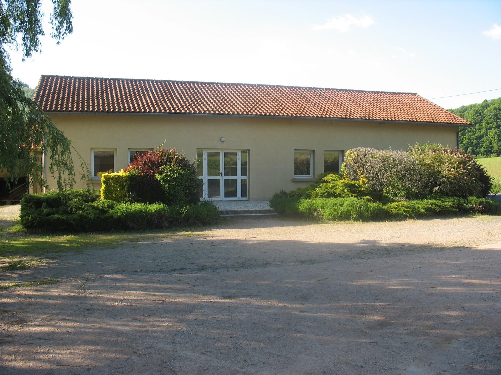 Salle des fêtes de FAYET