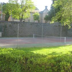 Terrain de tennis de FAYET