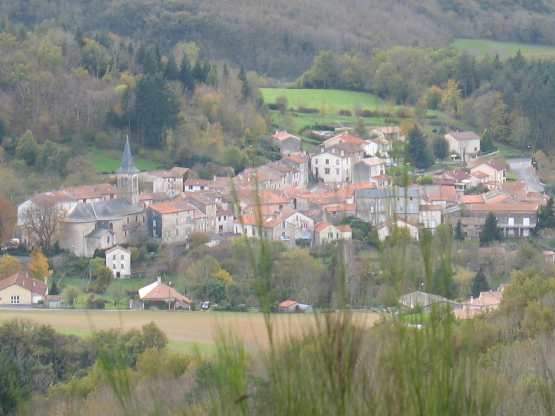 Village de FAYET