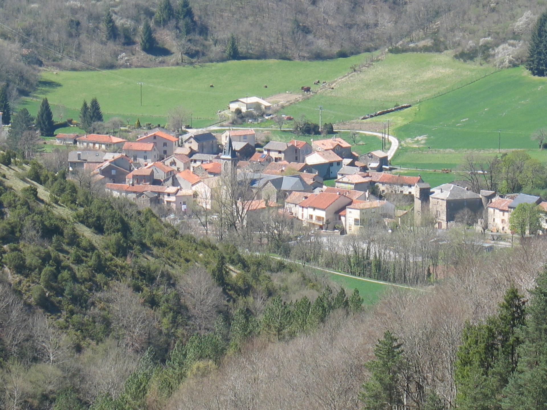 Village de LAROQUE